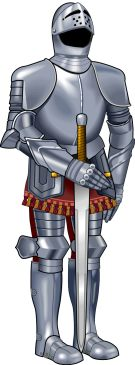 Learn about knights & their armor.....