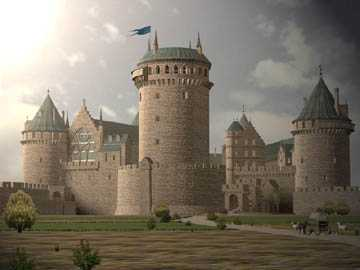 Click here to learn about Medieval Castles.